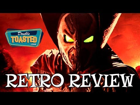 SPAWN - RETRO MOVIE REVIEW HIGHLIGHT - Double Toasted