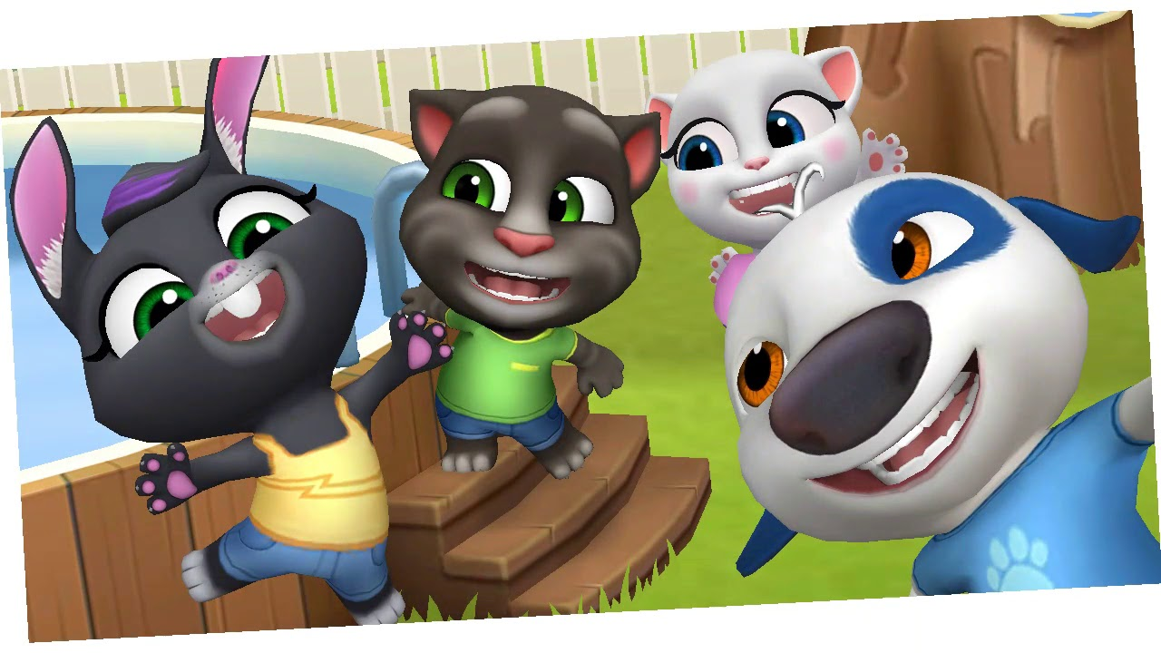 Mainan Anak Perempuan : Permainan Game Binatang Peliharaan