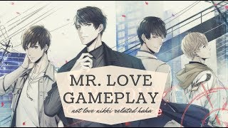 Mr. Love Gameplay + First Impressions [ A NEW GAME BY ELEX? ]