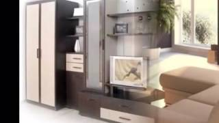 видео Тумба под телевизор Акур DECOLLO 3