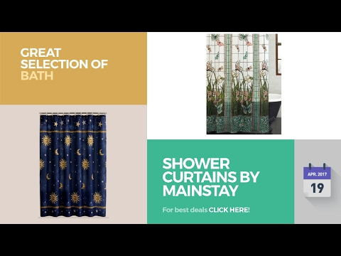 Shower Curtains By Mainstay Great Selection Of Bath Products