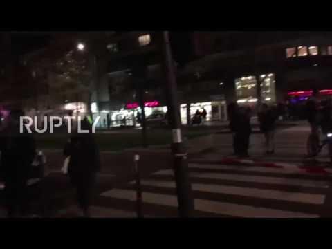 France: Armed man takes 7 people hostage in Paris travel agency