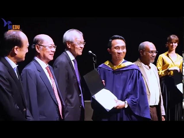 Trường Thiết kế Orita Sinclair, Singapore - Lễ tốt nghiệp 2019