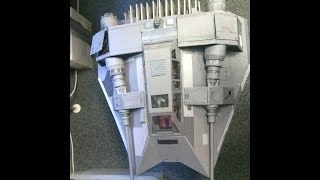 papercraft star wars snowspeeder