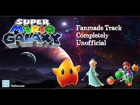 Super Mario Galaxy 3 Music: Hub - My Rendition