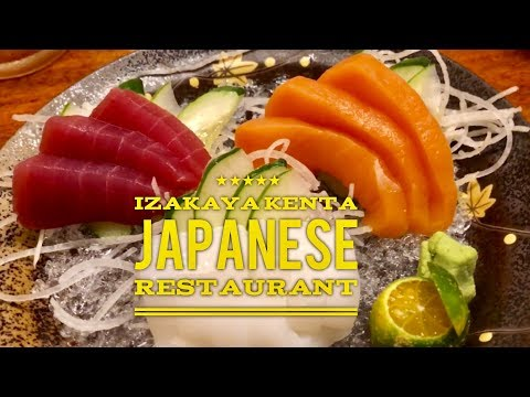 Serious Eats Manila: Izakaya Kenta Malate Bayview Mansion Adriatico Street