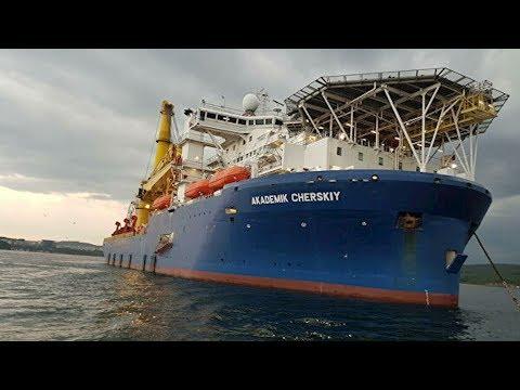 """Эксперт объяснил смену маршрута судна для """"Северного потока — 2"""""""