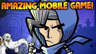 Seriously Guys, this Mobile Game is GREAT!!! #NotSponsored - Let's Play AntiHero Gameplay