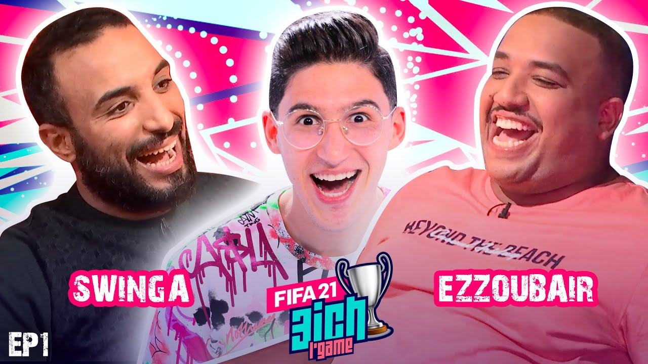 3ICH L'GAME S2 - Épisode 1 - EZZOUBAIR VS SWINGA / Portrait Hiba LADYVINE