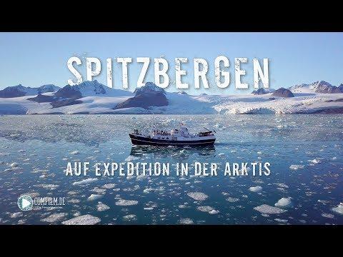 Spitzbergen - auf