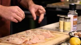 How To Cook Lemon Herb Turkey : Turkey Time