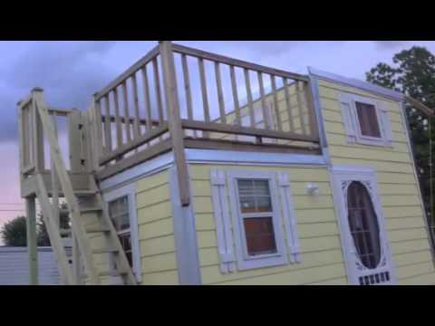 Slabtown Customs Tiny House Ashlyn Model Youtube