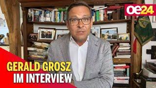 Tag der Freude: Gerald Grosz zu Öffnungstag