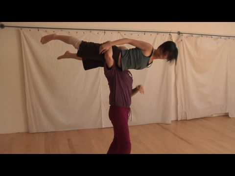 2009 West Coast Contact Improvisation Festival Video Lab