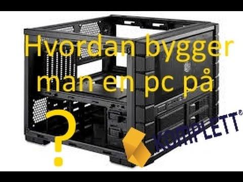 computer bygger