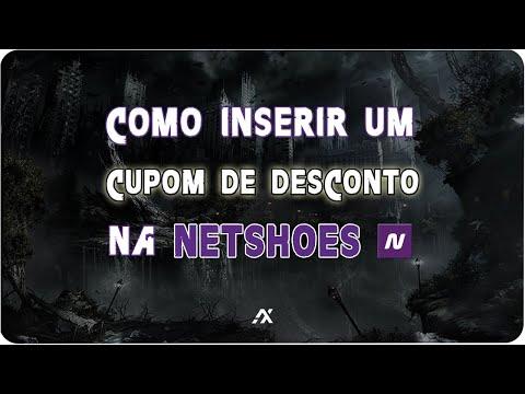 Como Colocar CUPOM DE DESCONTO Netshoes ATUALIZADO (2020)