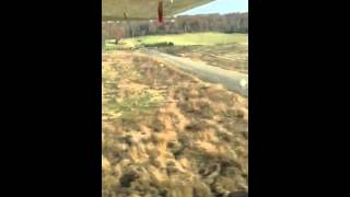 Cessna 177 Cardinal RG High Speed Pass