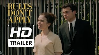 Rules Don't Apply | Trailer #3 | Official HD 2016