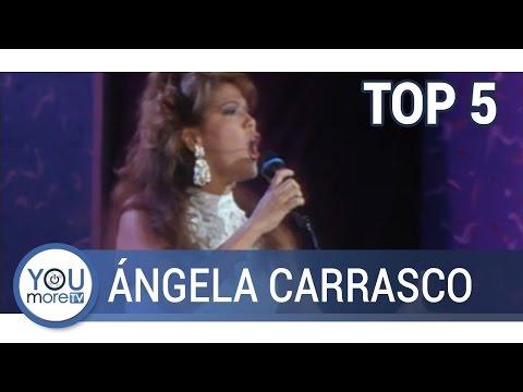 Top 5 Ángela Carrasco