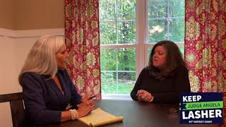 Judge Lasher's discussion with Corinne Koury from the Emmet County prosecutor's office. Part 2 of 3