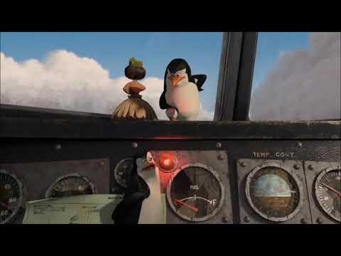 Madagascar 2: Airplane Crash Scene