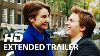 the fault in our stars extended official hd trailer 2014