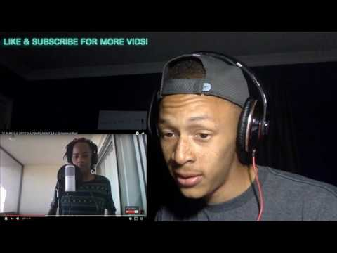 14 YEAR OLD SPITS DEEP BARS ABOUT LIFE! (Emotional Rap REACTION!)