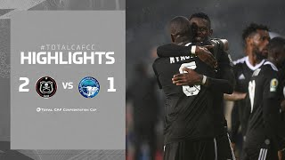 HIGHLIGHTS   Orlando Pirates FC 2 - 1 Enyimba FC   Matchday 2   #TotalCAFCC