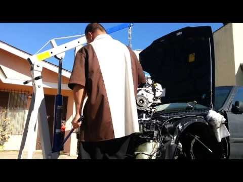 90 91 92 93 Honda Accord CB7 JDM H22A / H23A Engine Install (Part 1) – Winston Buzon
