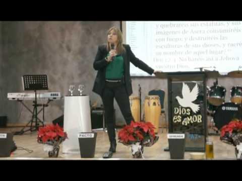 Profeta Gina Di Salvo en Kairostv