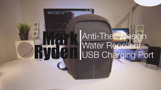 Mark Ryden Anti-Theft Backpack Review