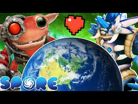 ALLY WITH THE GROX (MAKING FRIENDS WITH THE ENEMY) - Spore #7 thumbnail
