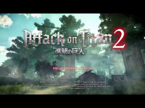 Attack On Titan 2 | Press Event Gameplay Video!