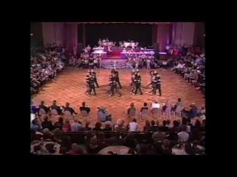 1996 SWINGSHIFT WCS Dance Team Baby I'ma Star (US Open Swing)