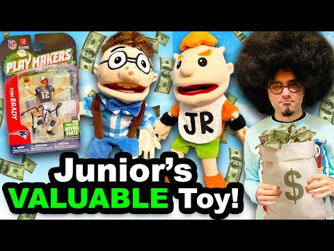 SML Movie: Junior's Valuable Toy!