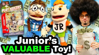 SML Movie: Junior's Valuable Toy!