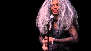 Women of the World Poetry Slam Finals 2016 - Crystal Valentine