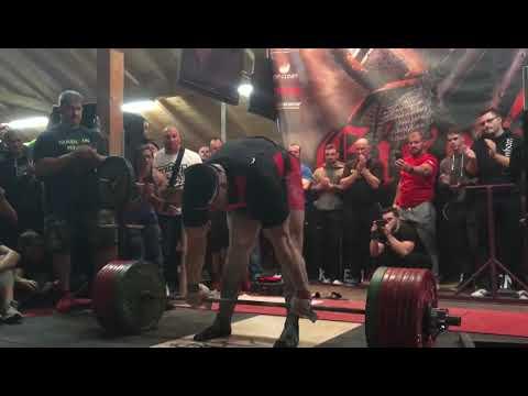 Eisenhart V - Black Competition: Mikhail Shivlyakov 430 Kg Deadlift