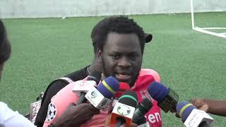 """Omaro : je dédie mon but au Ministre des Sports"""""""