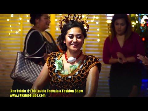 Face Of Beauty Tonga NZ - Lavulo Taovala & Fashion Show