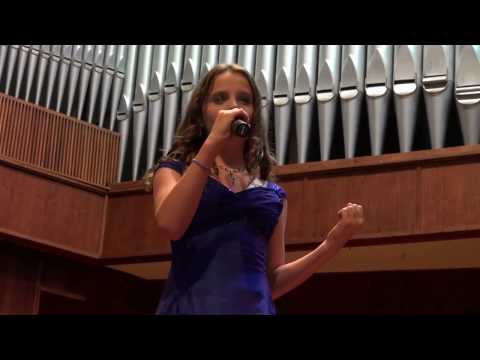 "Amira - ""Ave Maria"" (North West University, Potchefstroom, South Africa - 23 November 2016)"