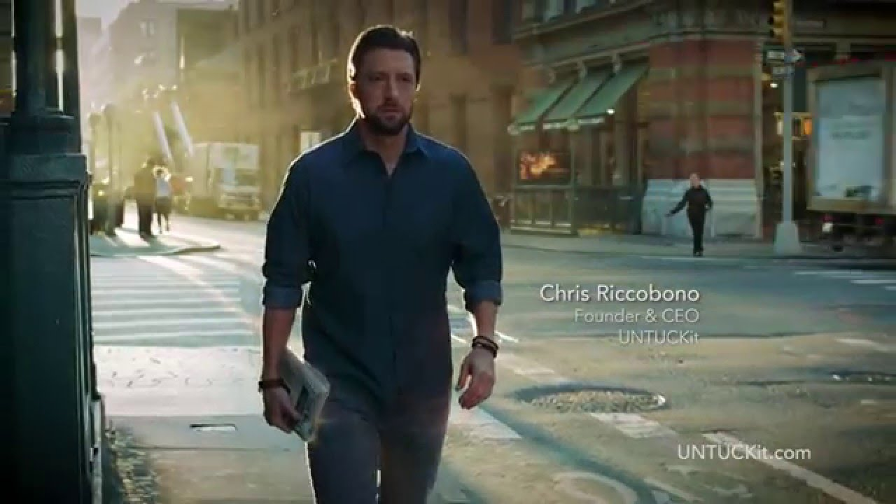 UNTUCKit, the Brand Story - YouTube