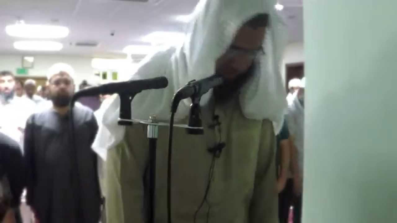 Download Tarawih with Imam Ahmed Qazi Madina Mosque Oxford 2015