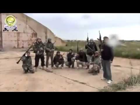 20130418   Homs   Kafr Mousa   6   Unknown Islamist group at the air base mp4