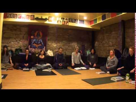 Charlotte Matsumura - Pranava Yoga Center - Radhe Govinda Chant