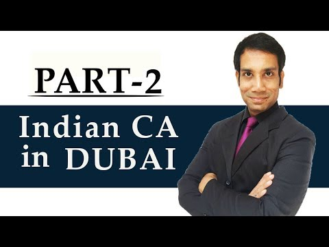 CA Jobs in Dubai / CA Nitin Soni in Conversation with CA Pulkit Sharma (Part 2)