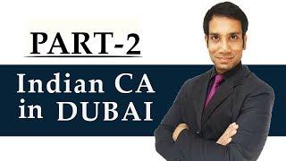 CA Jobs in Dubai / CA Nitin Soni in Conversation with CA Pulkit Sharma (Part 2)