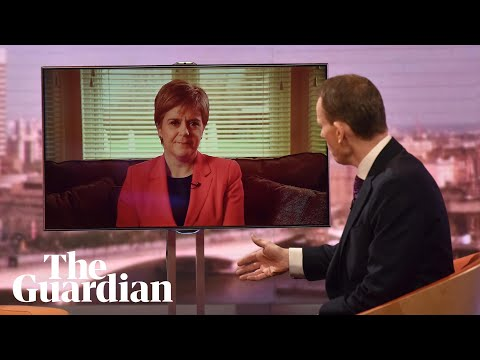 """""""Escocia non pode ser retida no Reino Unido en contra da súa vontade"""""""