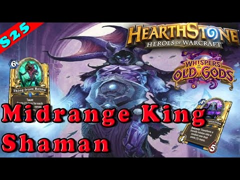 how to make a standard deck in hearthstone