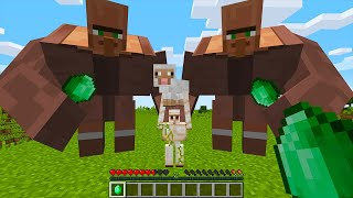 CURSED MINECRAFT BUT IT'S UNLUCKY LUCKY FUNNY MOMENTS BABY SHEEP